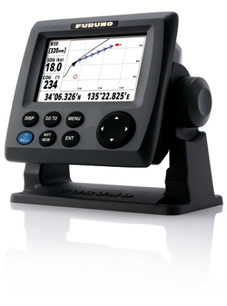 GPS 4,5' COULEUR WAAS/12CX/INTERFACE NMEA0183&2000