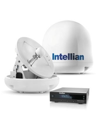 ANTENNE TV SAT. INTELLIAN 37CM 1 SORTIE