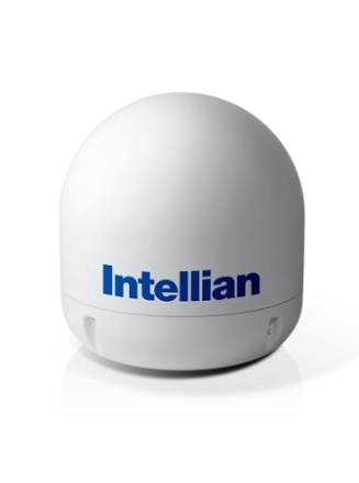 ANTENNE TV SAT. INTELLIAN 60CM WORLD VIEW - 4 SORTIES