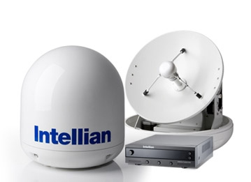 Antenne TV satellite I4