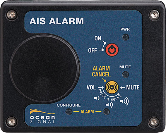 alarm box ais vue de face