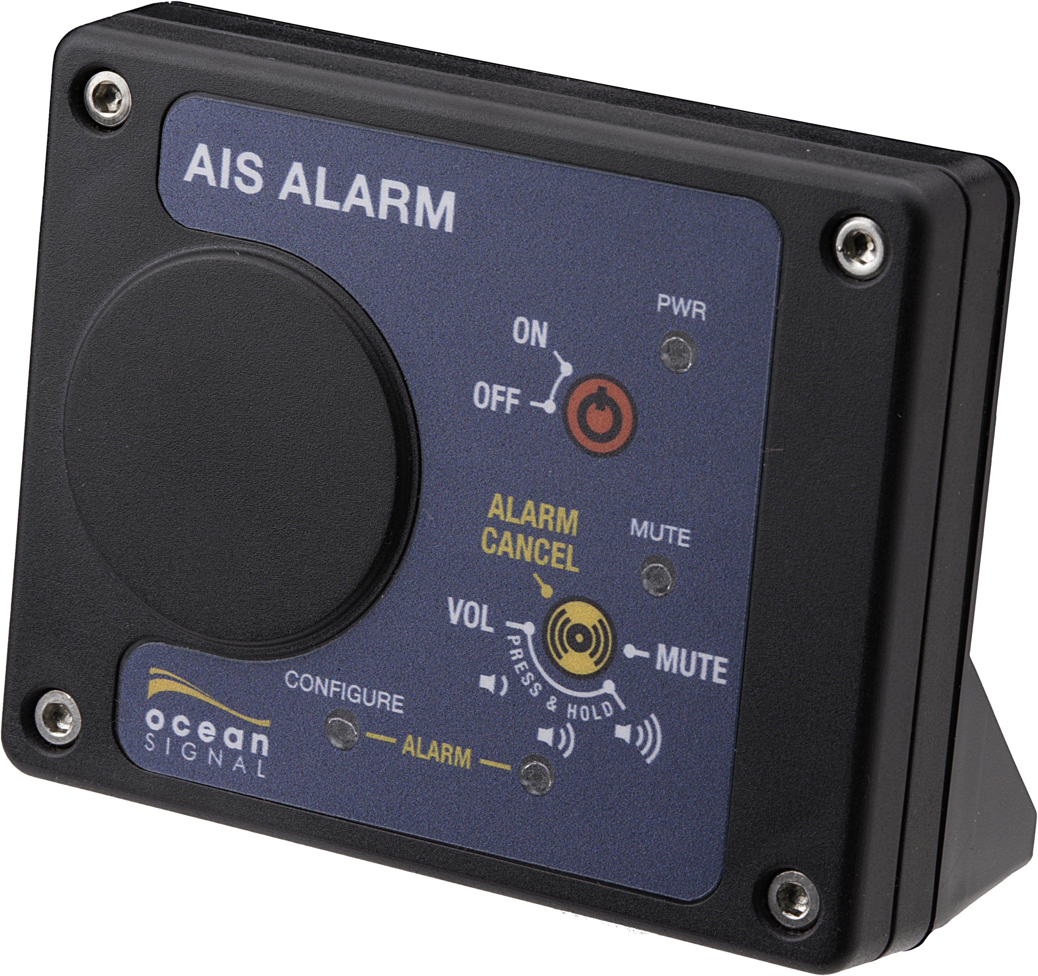 AIS Alarm front angled