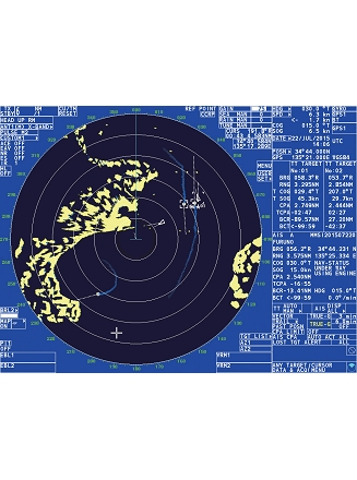 Affichage des cercles d'échelle