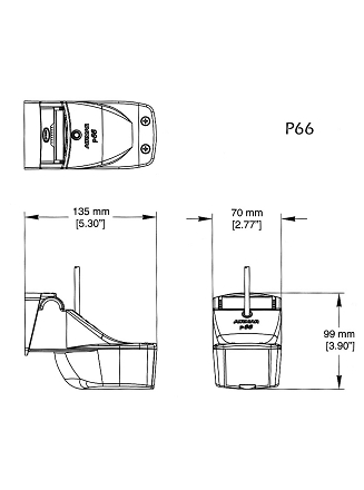 Shéma côté SP50200TA-1