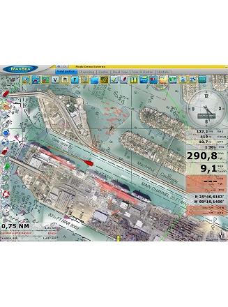Raster 2D avec Radar Overlay et PhotoFusion