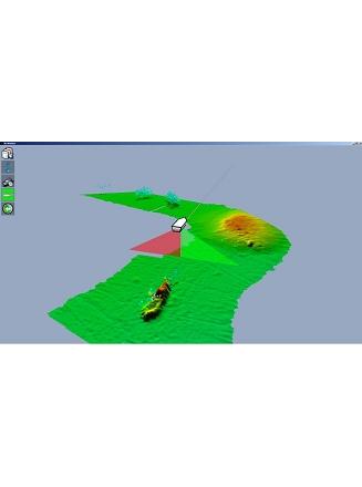 Bathymétrie 3D