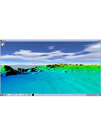 Récifs - Mode 3D