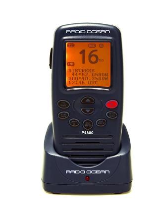 Zoom P4800 sur son chargeur